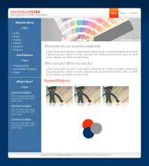 designing a simple but professional website design designing a simple but professional website design