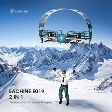 <b>Eachine E019 2 Axis RC</b> Stunt Paraglider Flight Mode Altitude Hold ...