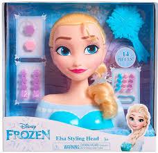 ᐉ <b>Игровой набор Just Play</b> Frozen Эльза для стилизирования ...
