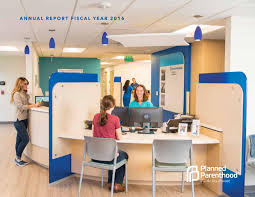 Planned Parenthood of the Pacific Southwest Annual Report FY ...