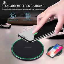 Qi <b>Wireless</b> Charger foMobile phone with <b>wireless</b> charging Desktop ...