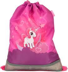 <b>Magtaller Мешок для</b> обуви Ezzy Unicorn 31216-45, цвет розовый ...