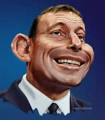 Image result for Tony abbott crash cartoon