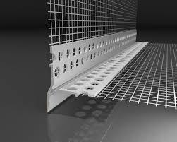 <b>Профиль</b>-капельник <b>угловой</b> ПВХ с армирующей сеткой 10х10 <b>см</b> ...