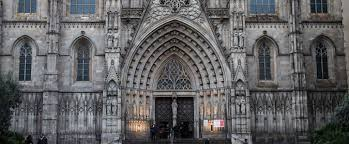 Barcelona's <b>Gothic</b> Cathedral <b>In</b> 11 Enchanting Perspectives