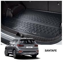 <b>Коврик в Багажник Tuix</b> Genuine Parts Для Hyundai Santa Fe 2018 ...