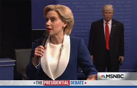 Image result for snl trump hillary skit