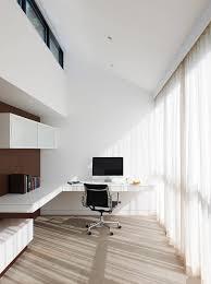 chic white minimalist workspaces design inspiration chic white home