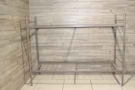 <b>Кровать</b> металлическая <b>двухъярусная Эконом</b> - 4 (70см). – купить ...