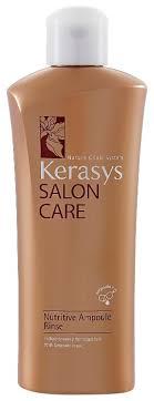 KeraSys <b>кондиционер для волос</b> Salon Care <b>Питание</b> — купить по ...