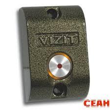 Купить <b>Кнопка</b> выхода <b>Vizit EXIT 300M</b> в Москве и с доставкой по ...