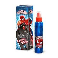 <b>Spider Men Душистая вода Fruity</b> Web, 75мл - купить, цена и ...