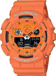 Японские <b>часы Casio</b> G-Shock Original <b>GA</b>-<b>100RS</b>-<b>4AER</b>, купить ...
