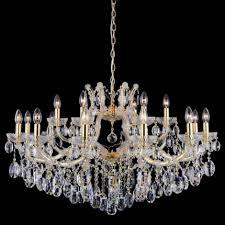 <b>Люстра</b> подвесная хрустальная <b>Crystal Lux Hollywood</b>, 18 ламп ...
