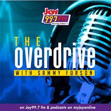 Joy FM The Overdrive