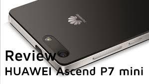 HUAWEI Ascend P7 mini Test | deutsch techloupe - YouTube