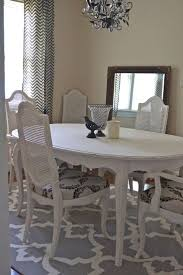 French Provincial Dining Room Sets 1000 Images About French Provincial On Pinterest Painted