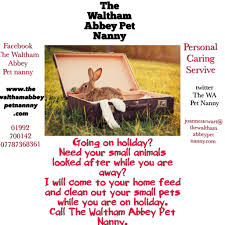the waltham abbey pet nanny waltham abbey pet services yell