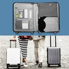<b>Чемодан Xiaomi RunMi</b> 90 Points Suitcase (LGGY2001RM), 20 ...