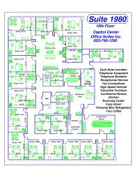 19th floor plan page 0jpg business office floor