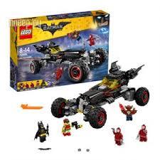 Купить <b>Конструктор Lego Batman Movie</b> Бэтмобиль 70905 по ...