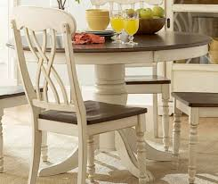round dining tables for sale white dining room furniture for sale homelegance ohana  inch round dining table in antique white