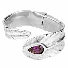 Купить <b>Браслет</b> «<b>Look</b> at me» Фиолетовый ручной работы в ...