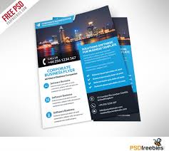 16 business flyers psd images business flyer templates corporate business flyer