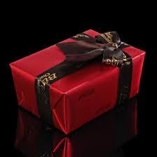 <b>Набор шоколадных конфет Bind</b>, в красной подарочной упаковке ...