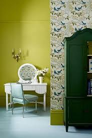 feature wall ideas house citrus green featured walls  house aug sarah hogan b x