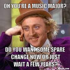 Should I go to School for Music? via Relatably.com