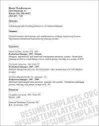 resume objective examples production worker resume samples our collection of free resume examples looking for a sample resume production worker
