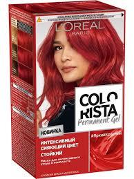 "<b>Стойкая краска для волос</b> ""Colorista Permanent <b>Gel</b>"" L'Oreal Paris ..."