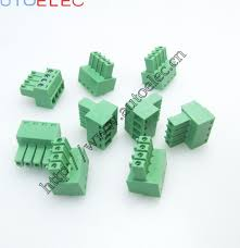 Φ_Φ10Sets 3.5mm Pitch PCB Pluggable Terminal Blocks plug and ...
