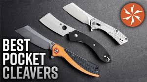 Best <b>Pocket</b> Cleaver <b>Folding Knives</b> Available in 2019 at ...