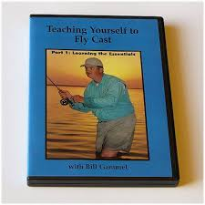 Teaching Yourself to Fly Cast DVD with Bill Gammel: Fly Fishing ... - 8192