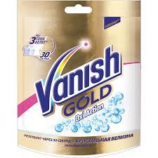Купить <b>пятновыводитель VANISH GOLD OXI</b> Action Кристальная ...