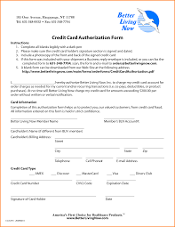blank credit card authorization form authorization letter blank credit card authorization form template pictures