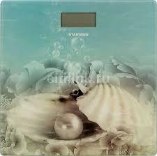 Купить <b>Напольные весы STARWIND SSP6030</b>, цвет: рисунок в ...