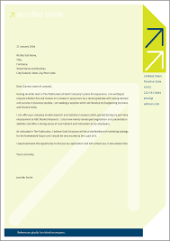 What Does A Resume Cover Letter Look Like | financial-film.com Examples Of Cover Letters For Resumes