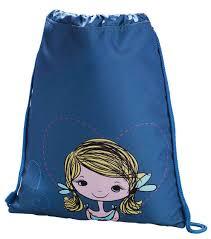 Купить Сумка для обуви <b>Hama Lovely girl синий</b>/голубой в ...