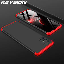 KEYSION <b>360 Full Protection 3</b> In 1 Case for Samsung A51 A71 S20 ...