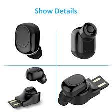 <b>Single Ear Wireless Earbud</b> Bluetooth Hea- Buy Online in Cambodia ...