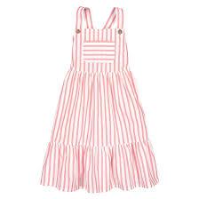 <b>Платье</b> на бретелях в полоску, 3-12 лет в полоску <b>La Redoute</b> ...