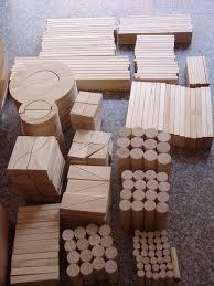 Source Kindergarten <b>Blocks Toys</b> Natural Building <b>Blocks Wooden</b> ...