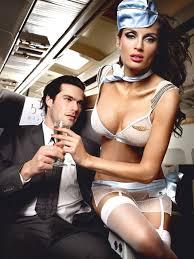Эротический <b>игровой костюм Улетная</b> Стюардесса, Baci Lingerie ...