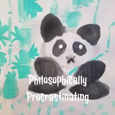 催稿拉黑 Philosophically Procrastinating