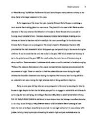character development essay studypool insert sur 1barn burning by william faulkner tutor course institution date barn burning by william faulkner is the story which has been chosen for