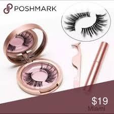Miami <b>Magnet Lash liquid</b> eyeliner black Miami style <b>Magnetic lash</b> ...