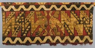 dualism in andean art essay heilbrunn timeline of art history tunic confronting mythical serpents